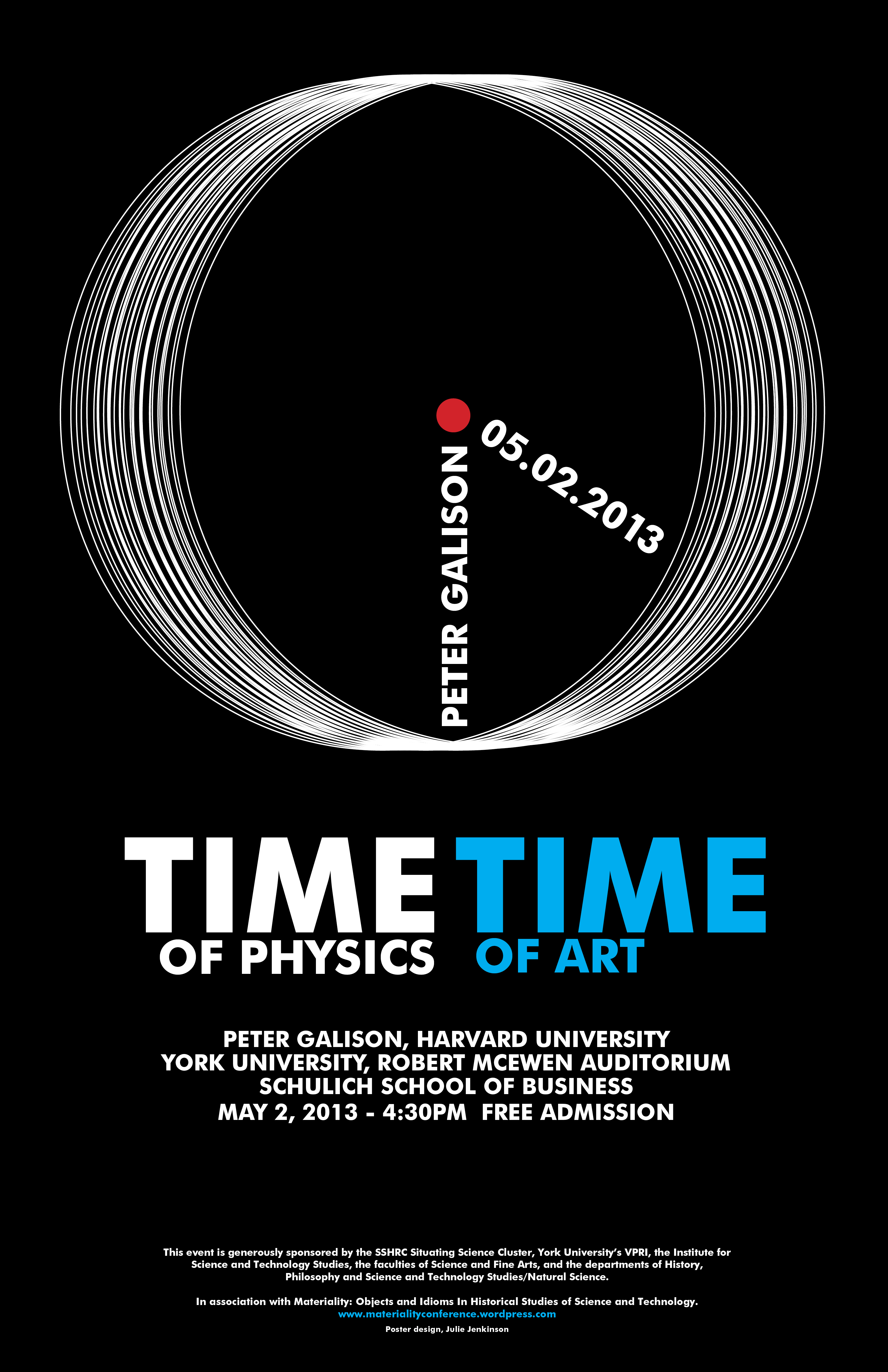 """Peter Galison, """"Time of Physics, Time of Art"""" 